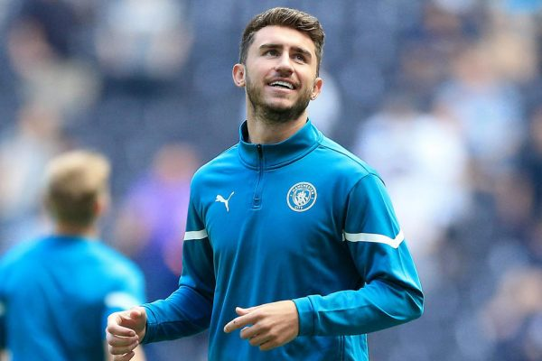 Manchester City are ready to sell defender Emmerick Laporte for £60million