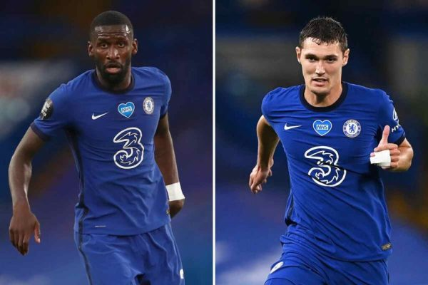 Chelsea have offered new contracts Rudiger and Christensen
