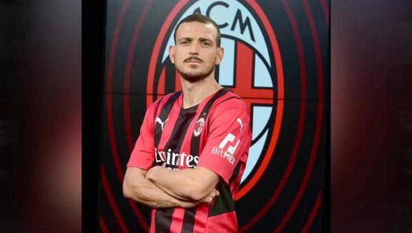 Alessandro Florenzi has completed his medical with AC Milan and is close to an official transfer from Roma.He will wear the number 25 shirt.