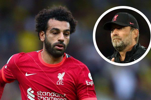 Klopp confirmed he is negotiating a new contract Mohamed Salah. Liverpool manager Jurgen Klopp has confirmed he is negotiating a new contract with star forward Mohamed Salah.