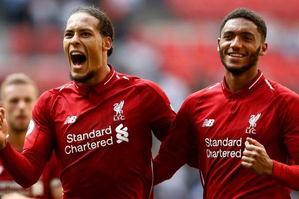 Klopp admits it was possible for Van Dijk-Gomez to start the season. Liverpool head coach Jurgen Klopp has spoken about the chances of starting at centre-back Virgil van Dijk and Joe Gomez